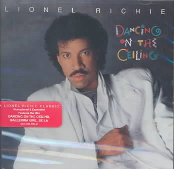 DANCING ON THE CEILING BY RICHIE,LIONEL (CD)