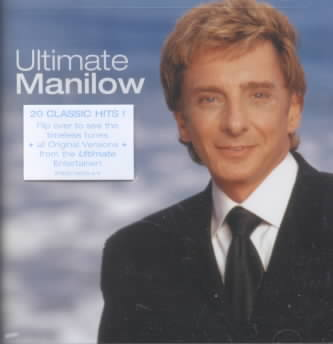 ULTIMATE MANILOW BY MANILOW,BARRY (CD)